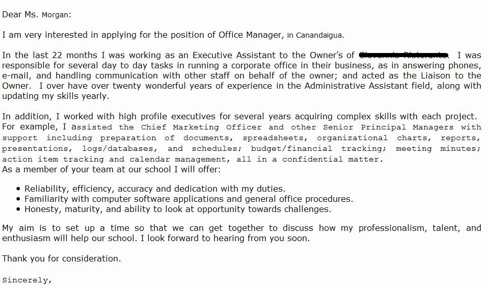 Email Cover Letter for Resume Inspirational Don't Make these Mistakes On Your Cover Letter