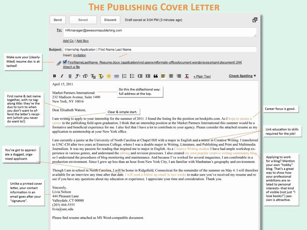 Email Cover Letter for Resume Unique Surat Lamaran Kerja Email Bahasa Inggris