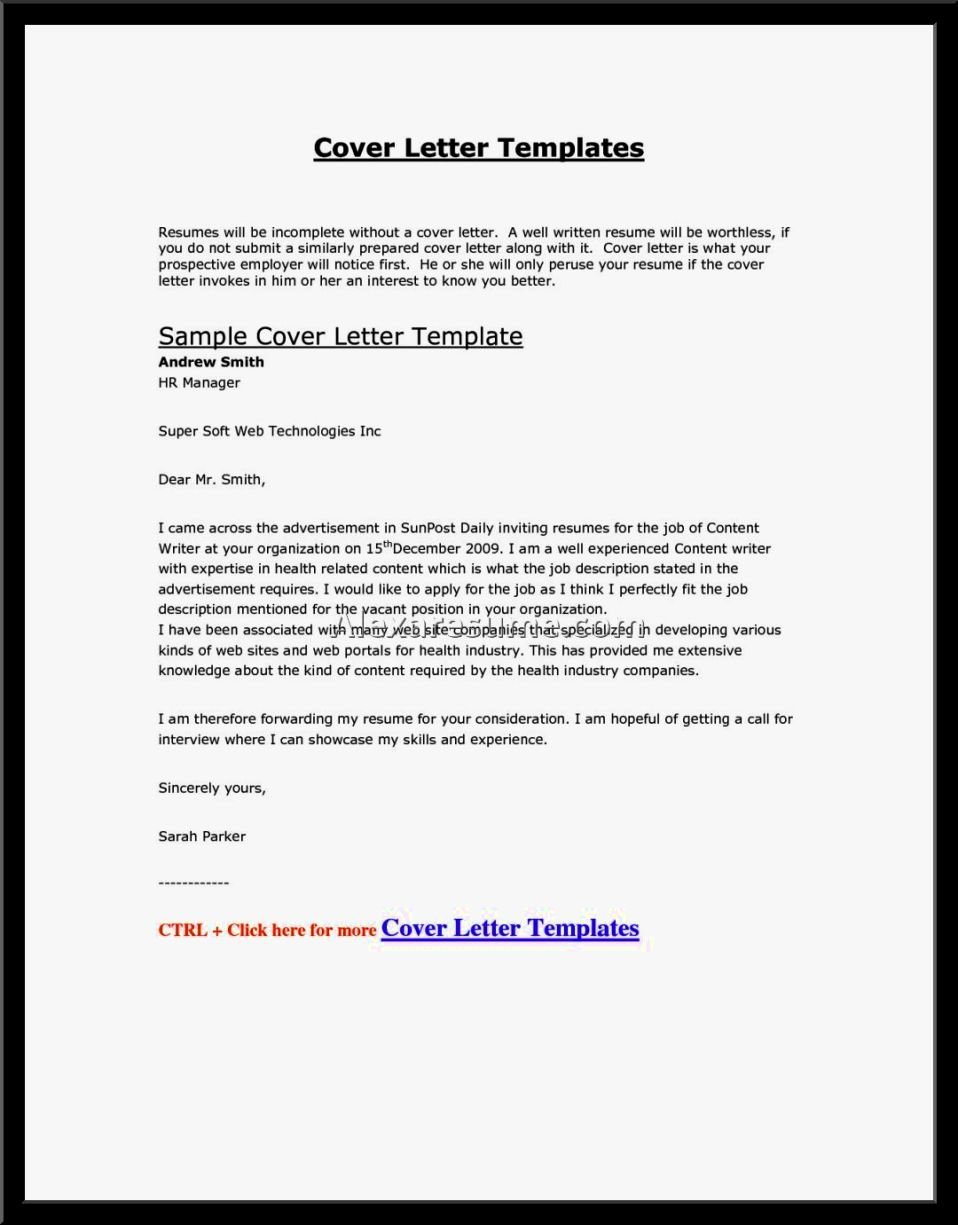 Email Resume Cover Letter Fresh Cover Letter by Email for Resume Submitting as