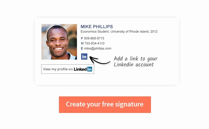 Email Signature for College Graduate Elegant Email Signature for College Students – 5 Tips for Students