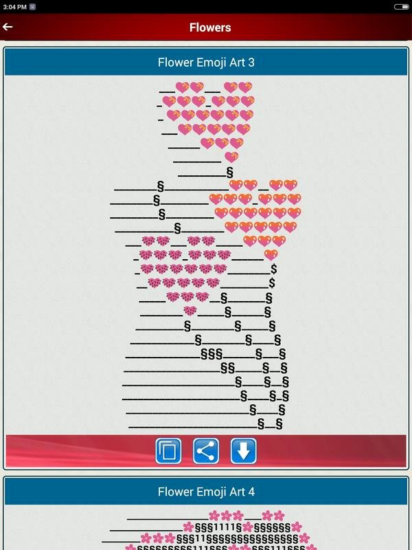 Emoji Art Copy and Paste Fresh Cool Emoji Art Sharing & Cute Designs Copy Paste for