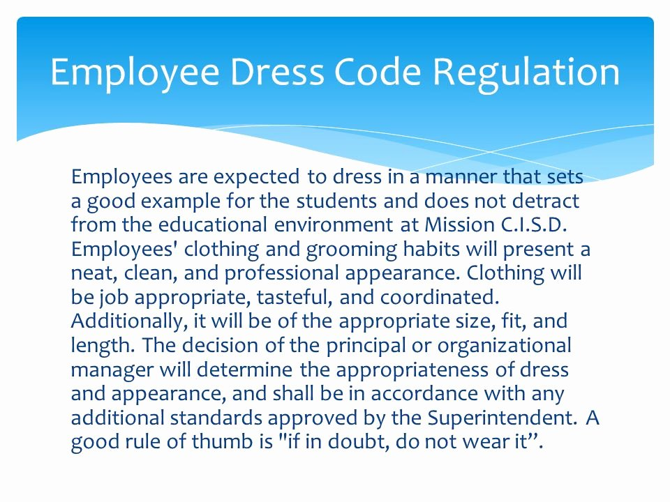 Employee Dress Code Policy Sample Unique Dress Code Policy Other Dresses Dressesss