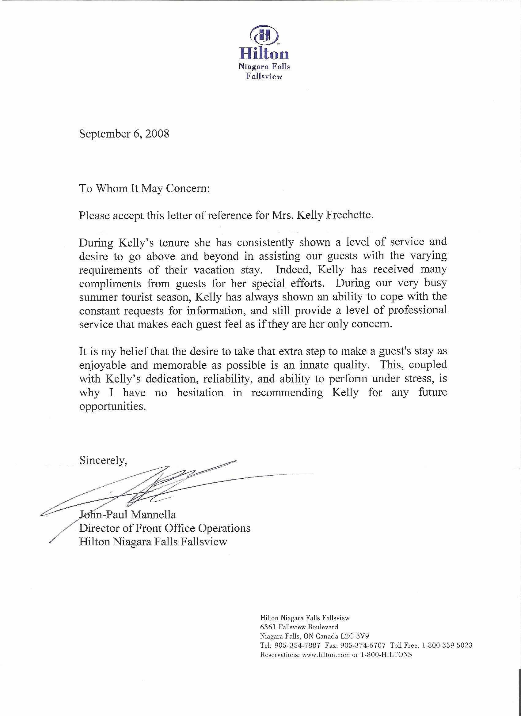 Employee Recommendation Letter Example Unique Writing A Reference Letter Example Samplebusinessresume