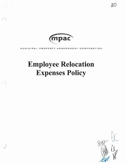 Employee Relocation Agreement Sample Luxury Employee Relocation Expenses Policy Opseu