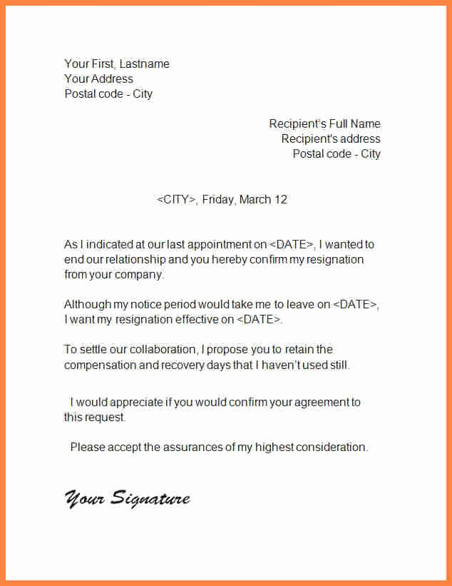 End Of Contract Letter Sample Inspirational Ending A Business Relationship that Has Run Its Course