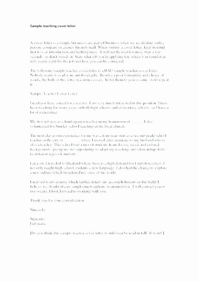 English Teacher Covering Letter Inspirational 12 13 English Teacher Covering Letter