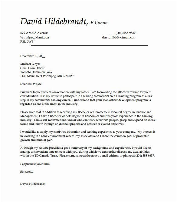 Entry Level Cover Letter Example Best Of Entry Level Cover Letter Template 11 Free Sample