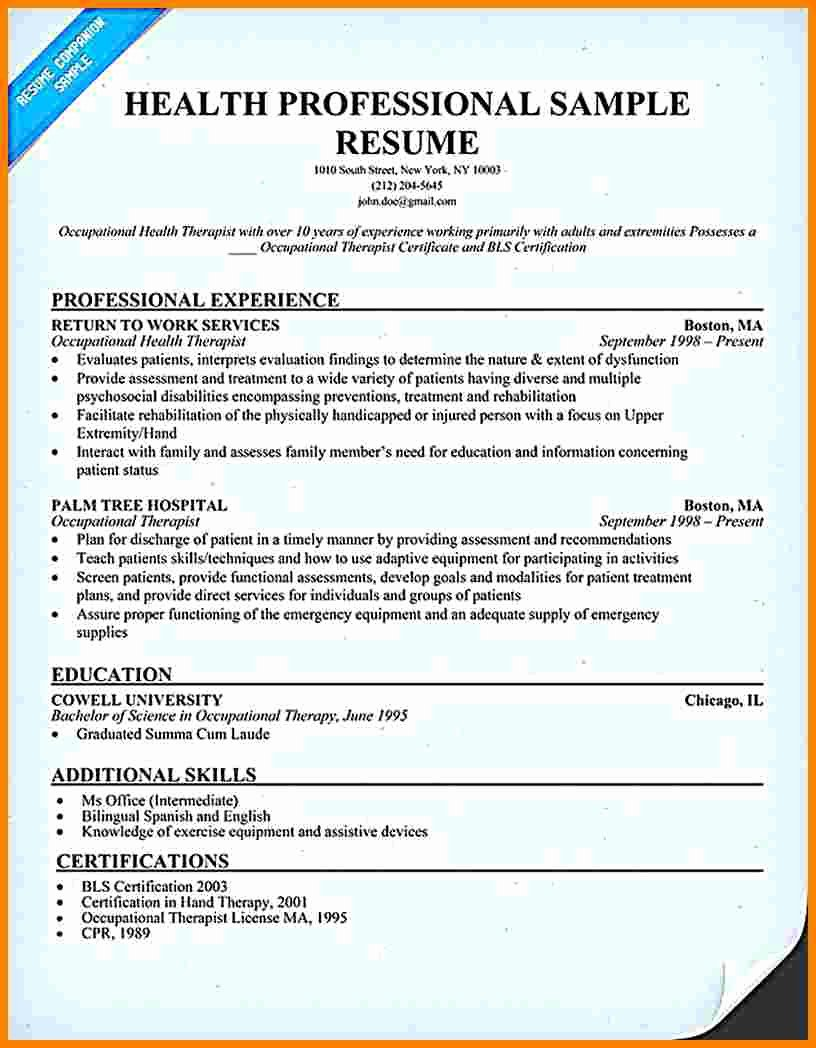 Entry Level Phlebotomy Resume Sample Best Of 5 Entry Level Phlebotomist Resume