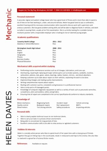 Entry Level Resume High School Beautiful Graduate Cv Template Student Jobs Graduate Jobs Career