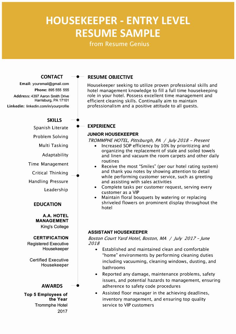 Entry Level Resume High School Lovely Entry Level Resume Samples High School Graduate for