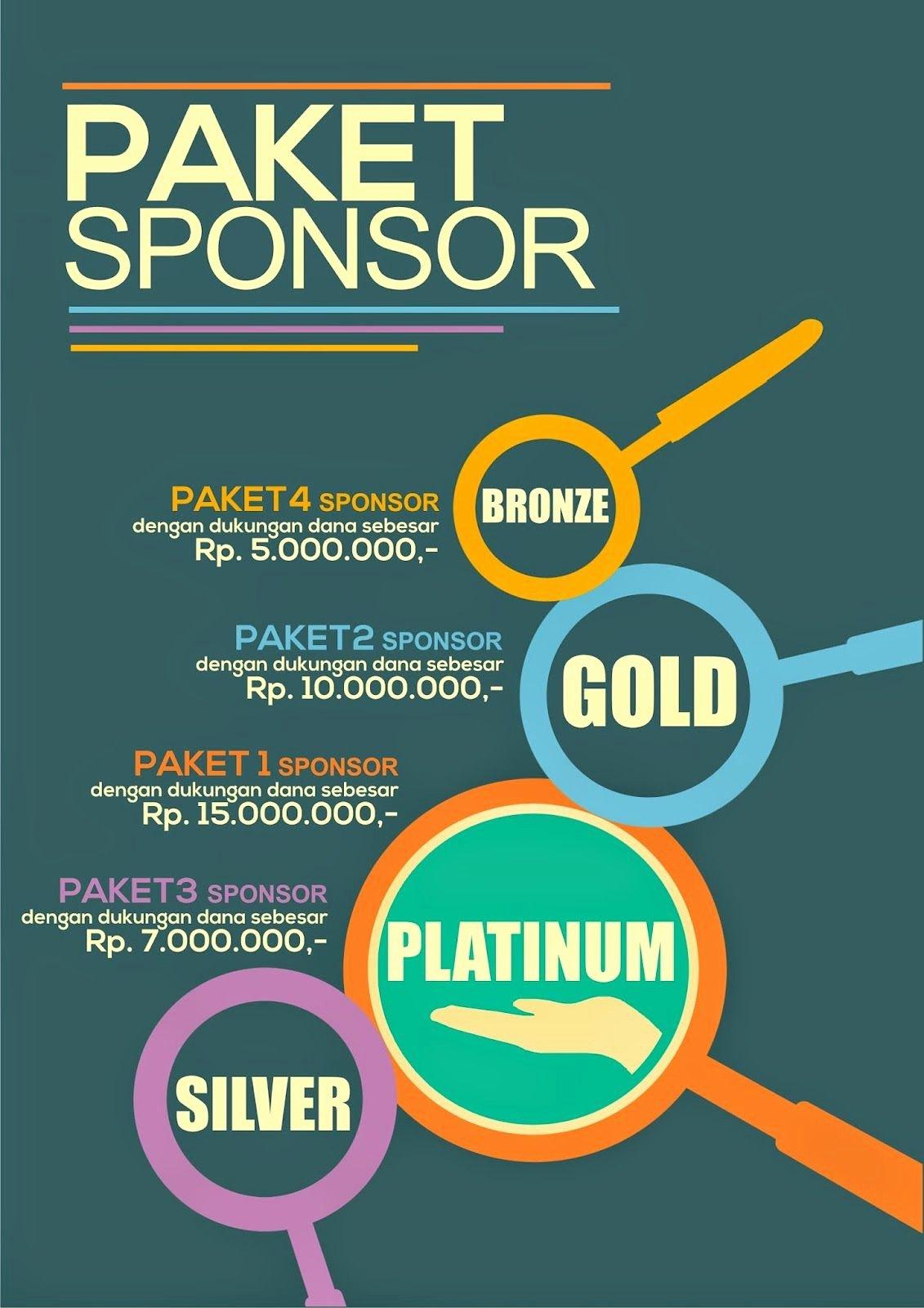 Event Sponsorship Proposal Example Elegant Sponsorship Proposal Design Google Search