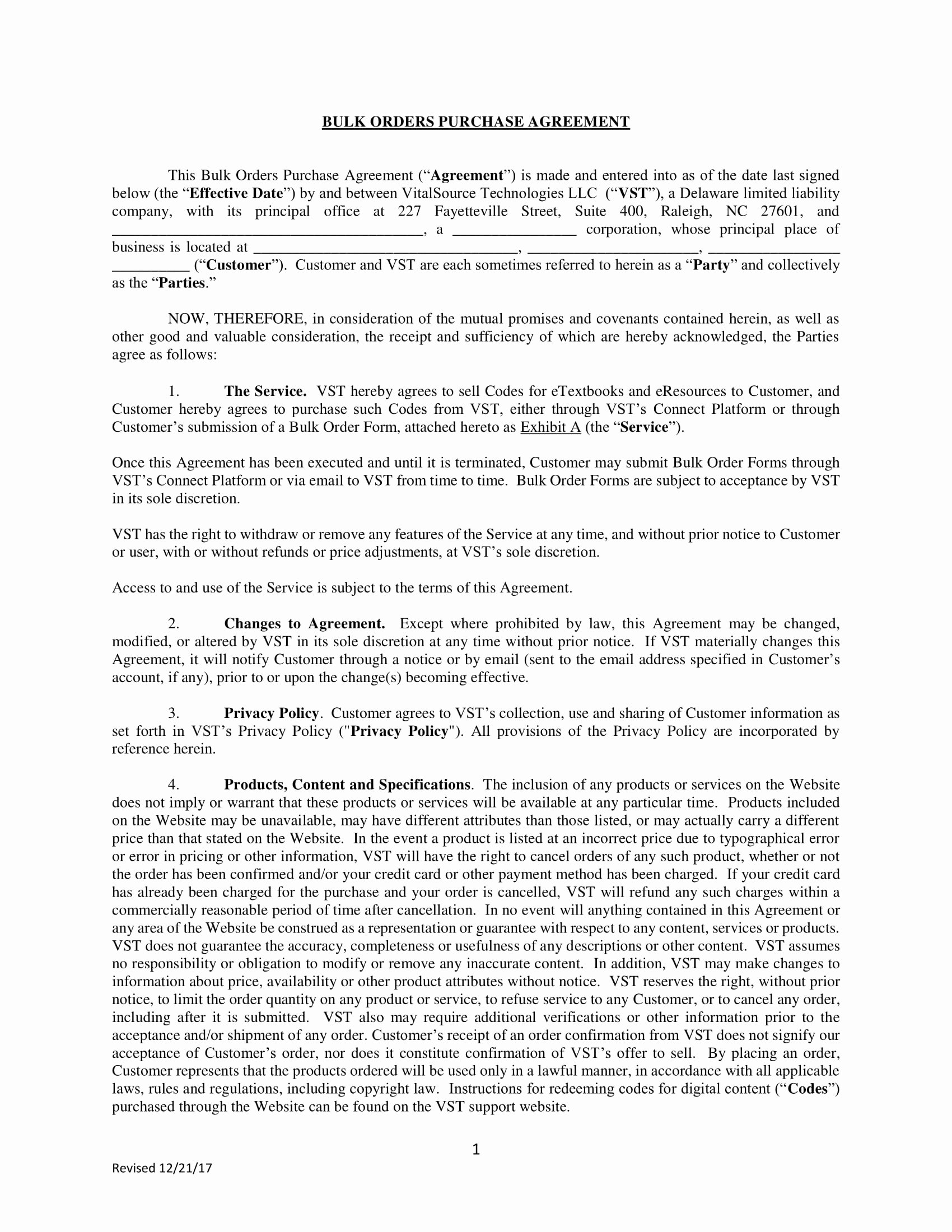 Example Of A Purchase Agreement Best Of 27 Purchase Agreement Examples Pdf Word