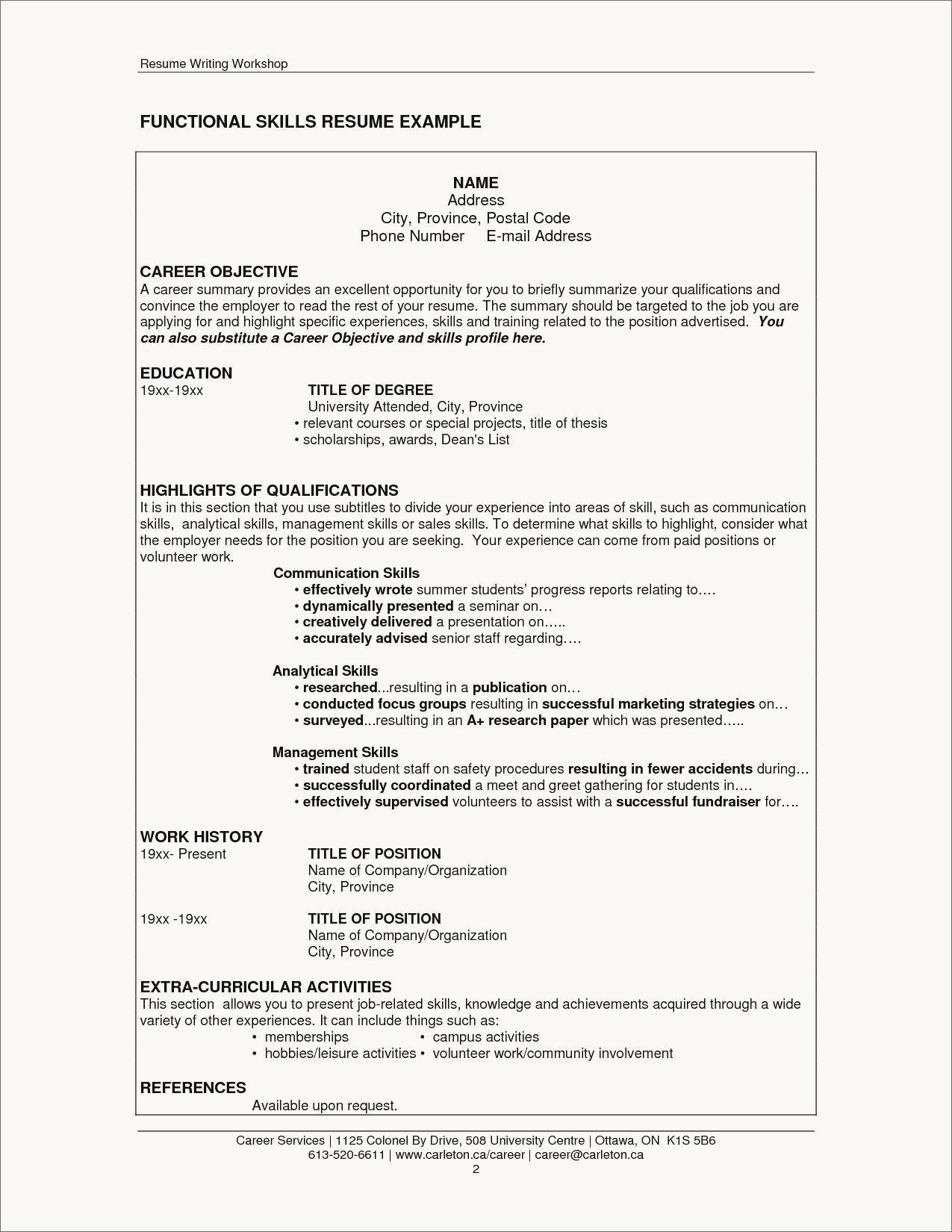 Example Of Academic Resume Best Of 30 Sample Examples Academic Achievements Resume