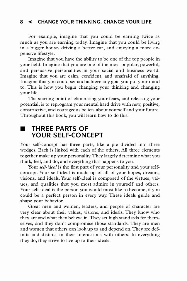 Example Of Concept Paper Beautiful Self Concept Paper Example