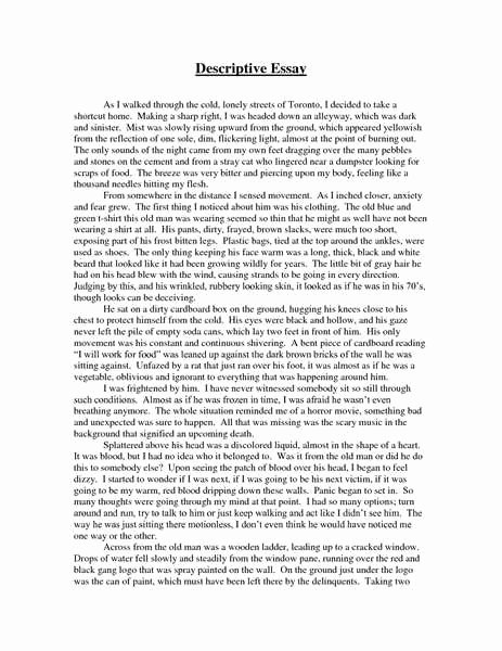Example Of Descriptive Essay Beautiful Descriptive Essay On the Beach