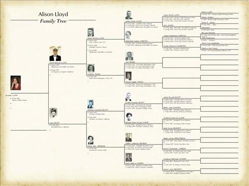 Example Of Family Tree Chart Beautiful Free Family Tree Template