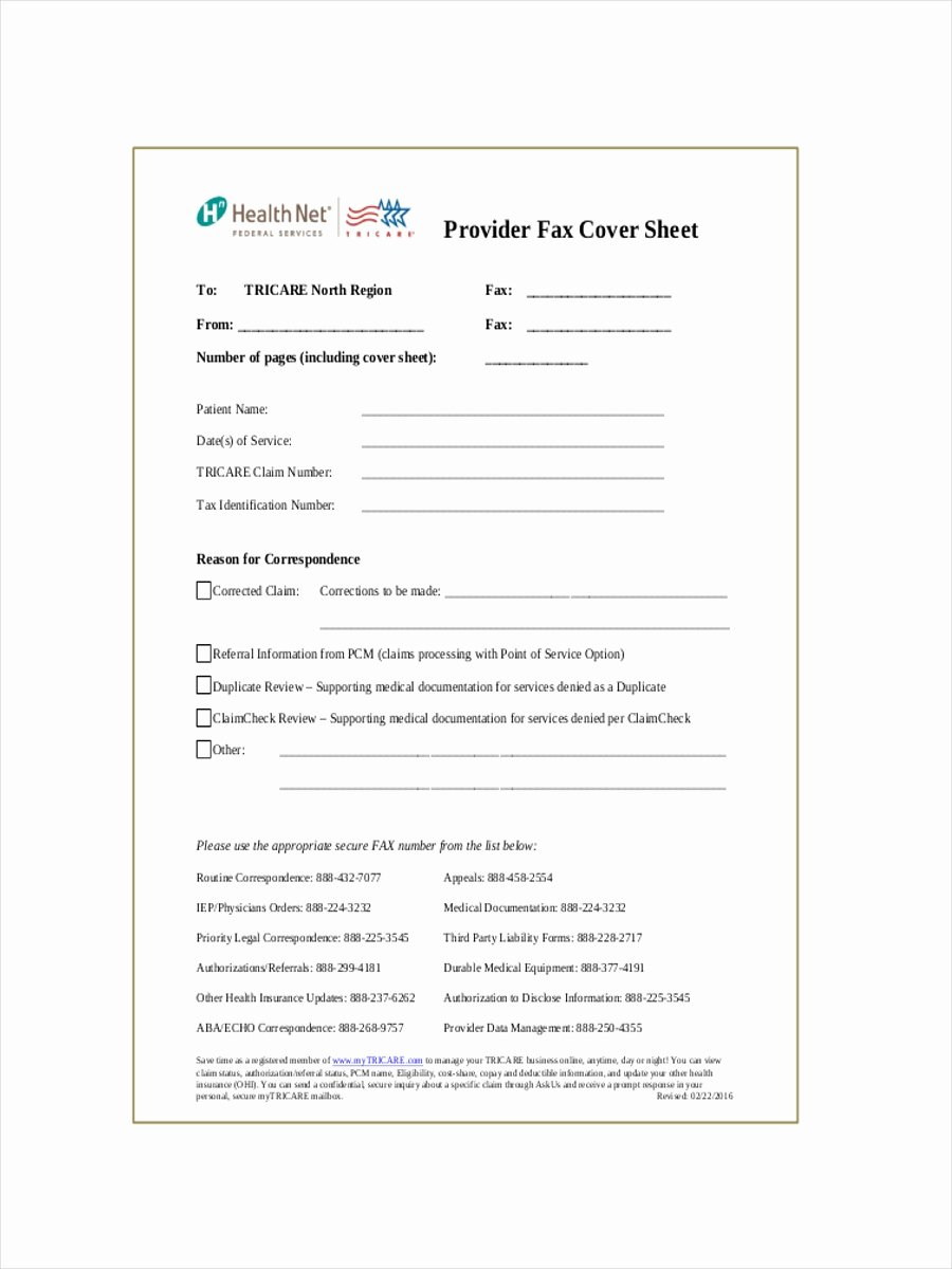 Example Of Fax Cover Sheet Best Of Free 11 Fax Cover Sheet Examples & Samples In Pdf