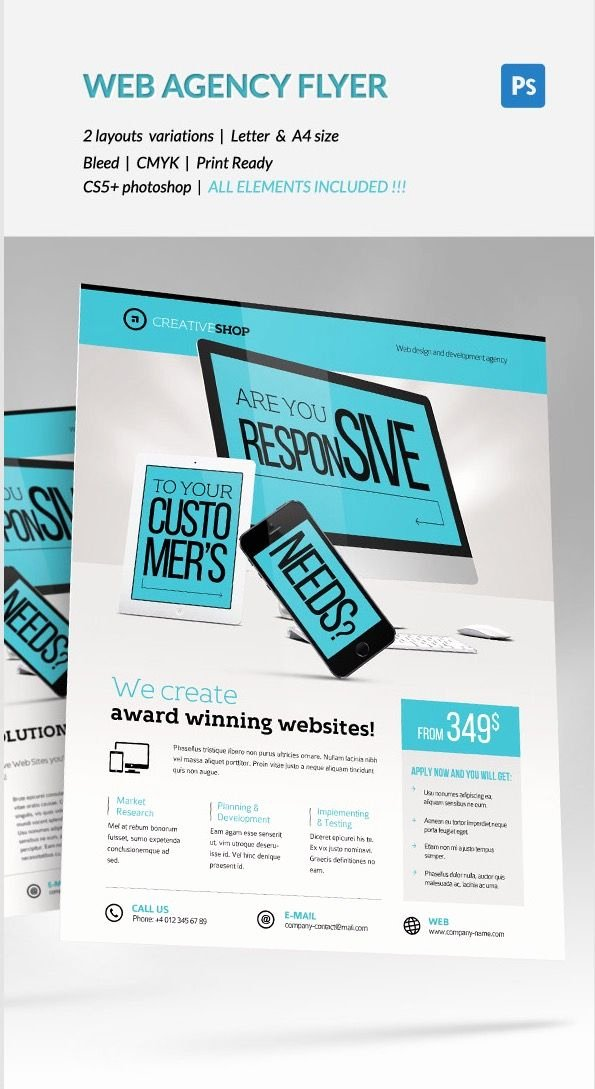 Examples Of Business Flyers Best Of 13 Best Flyer Design Examples Images On Pinterest