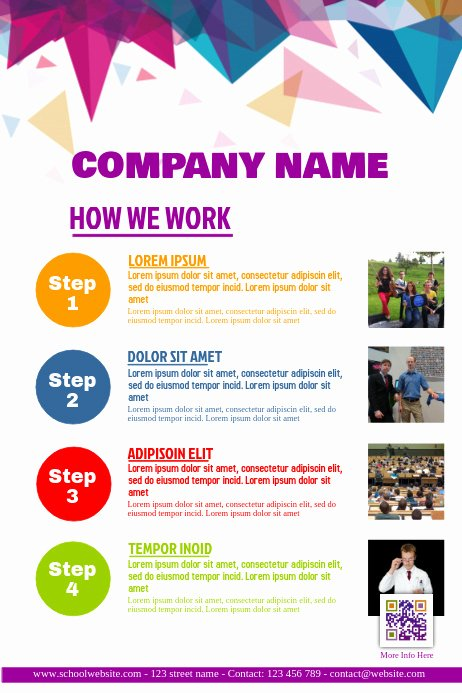 Examples Of Business Flyers Elegant Small Business Flyer Templates