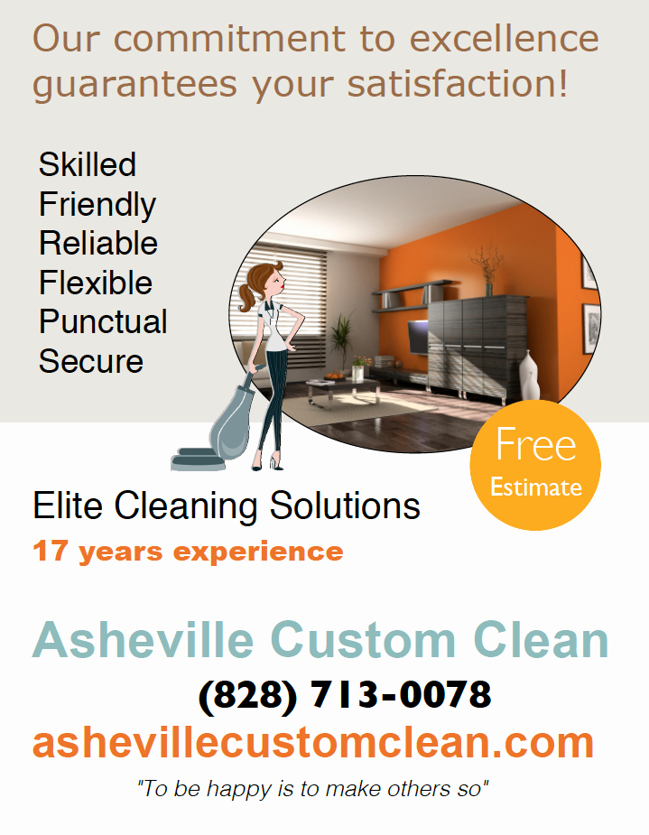 Examples Of Business Flyers Fresh Cleaning Business Flyer