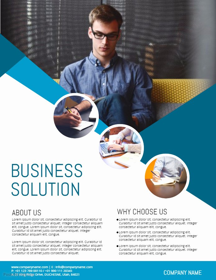 Examples Of Business Flyers Lovely 11 Free Sample Business Flyer Templates Printable Samples