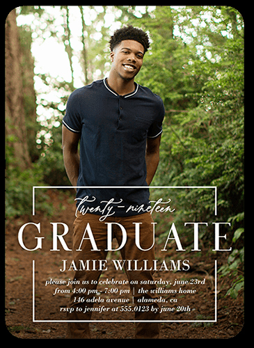 Examples Of Graduation Party Invitations Best Of Graduation Invitation Wording Guide for 2019