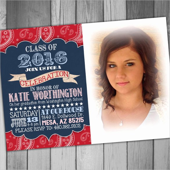 Examples Of Graduation Party Invitations New 59 Invitation Templates Psd Ai Word Indesign