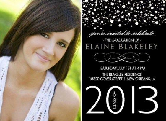 Examples Of Graduation Party Invitations Unique Best 25 Graduation Invitation Wording Ideas On Pinterest