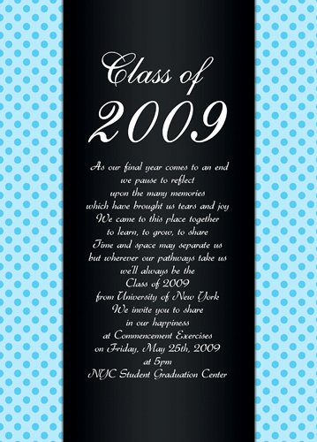 Examples Of Graduation Party Invitations Unique Examples Graduation Announcements Quotes Quotesgram