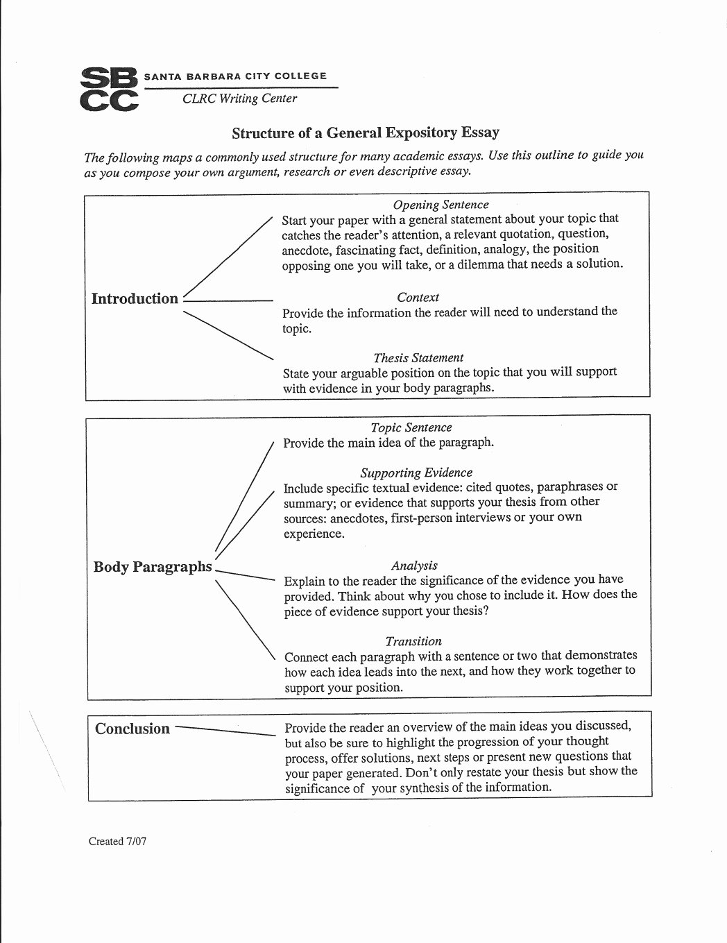 Examples Of Informative Writing Beautiful Informative Essay Outline 5th Grade