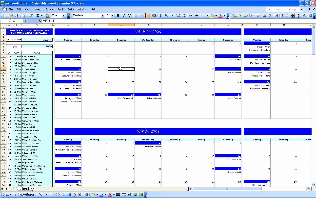 Excel 2010 Calendar Template Inspirational Balanced Scorecard Excel Template