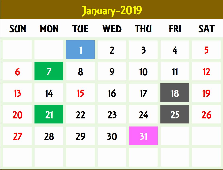 Excel 2010 Calendar Template Lovely Excel Calendar Template Excel Calendar 2019 2020 or Any