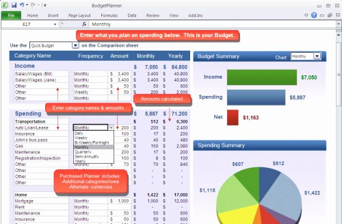 Excel Home Budget Template Lovely 5 Household Bud Templates that Will Help if You