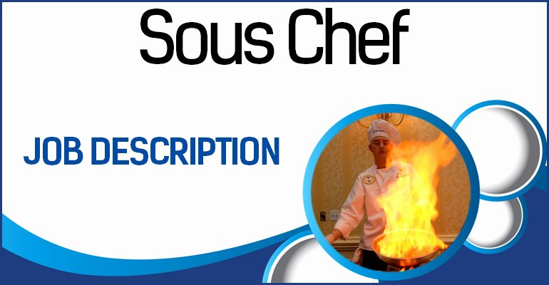Executive sous Chef Job Description Awesome Executive Chef Job Description