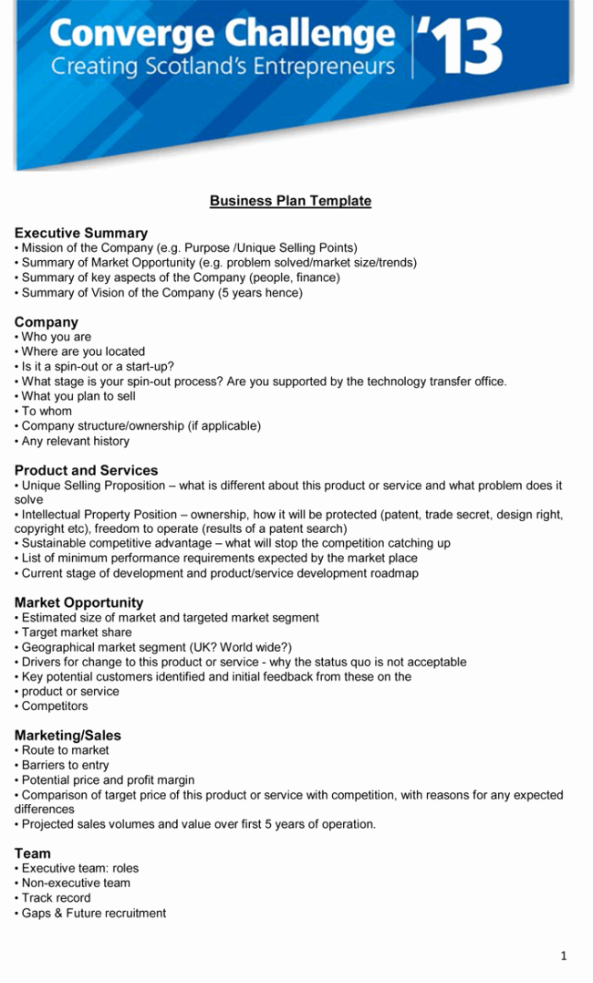 Executive Summary Outline Template New 5 Executive Summary Templates for Word Pdf and Ppt