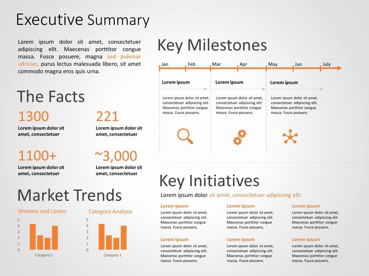 Executive Summary Ppt Template Beautiful Executive Summary Powerpoint Template 24 Slideuplift