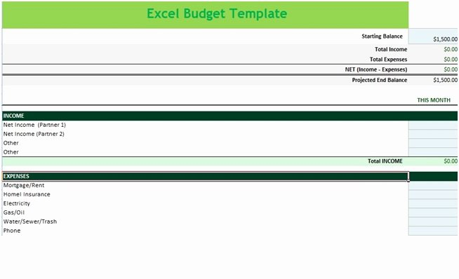 Expense and Income Spreadsheet Unique In E and Expense Bud Spreadsheet Template In Ms Excel