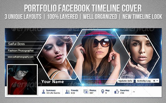Facebook Timeline Cover Template Awesome 9 Psd Timeline Cover Templates