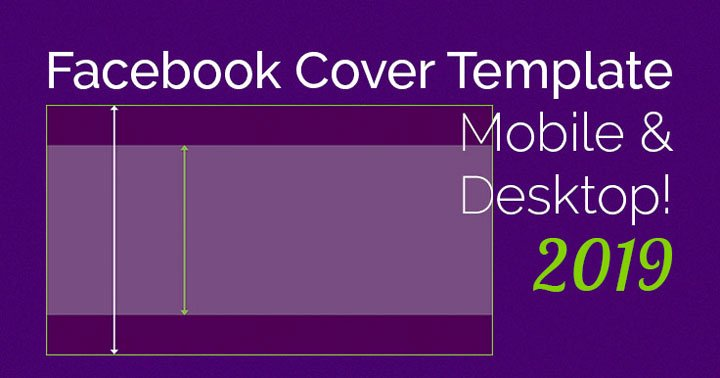 Facebook Timeline Cover Template Inspirational Ingenious Cover Mobile Desktop Template 2019