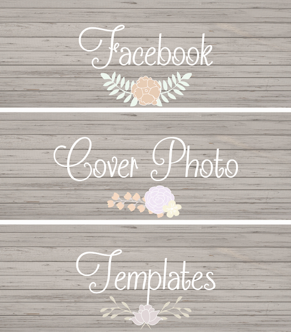 Facebook Timeline Cover Template New Chic Cover Templates Designs by Miss Mandee