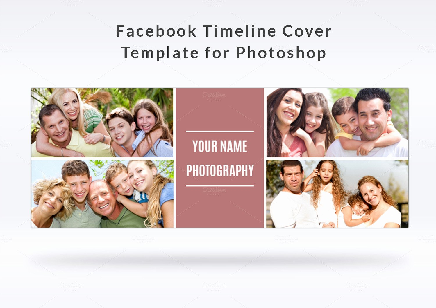 Facebook Timeline Cover Template New Timeline Cover Template Templates On Creative