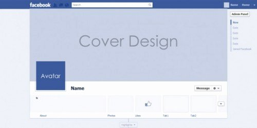 Facebook Timeline Covers Templates Fresh 19 Splendorous Timeline Covers Psd Templates