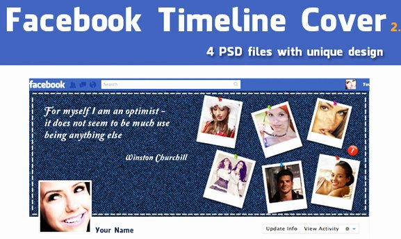 Facebook Timeline Covers Templates Lovely 60 High Quality Timeline Cover Psd Templates