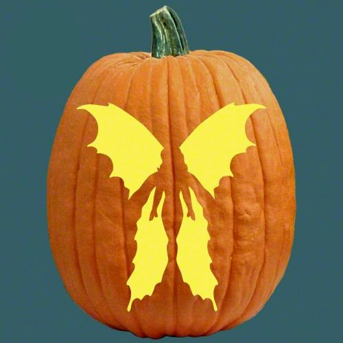 Fairy Pumpkin Carving Patterns Awesome Fairy Pumpkins