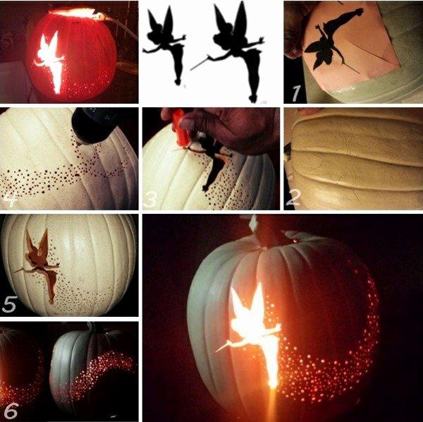 Fairy Pumpkin Carving Patterns Elegant Halloween Pumpkin Carving Templates – 20 thematic