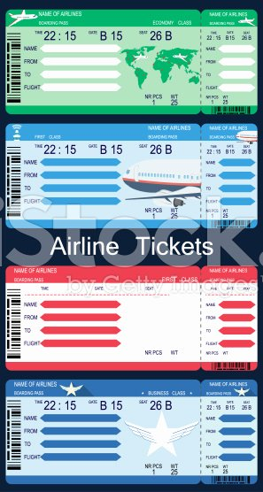 Fake Airline Ticket Gift Best Of Boarding Pass Templates for Invitations & Gifts