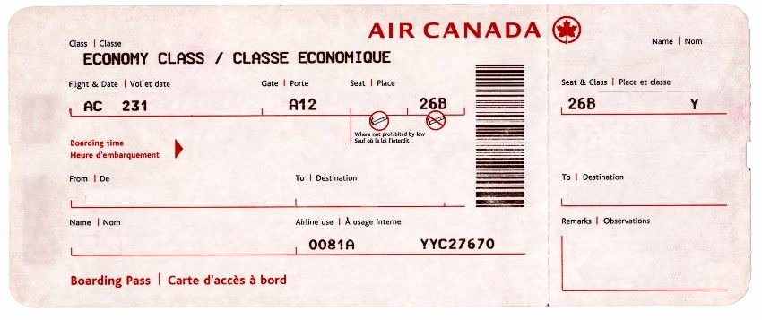 Fake Airline Ticket Gift Fresh How to Generate Fake Airline Tickets Boarding Pass to