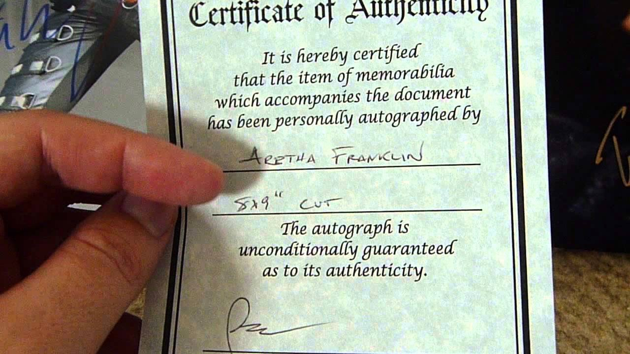 Fake Certificate Of Authenticity Best Of Homemade Certificate Of Authenticity is Worthless