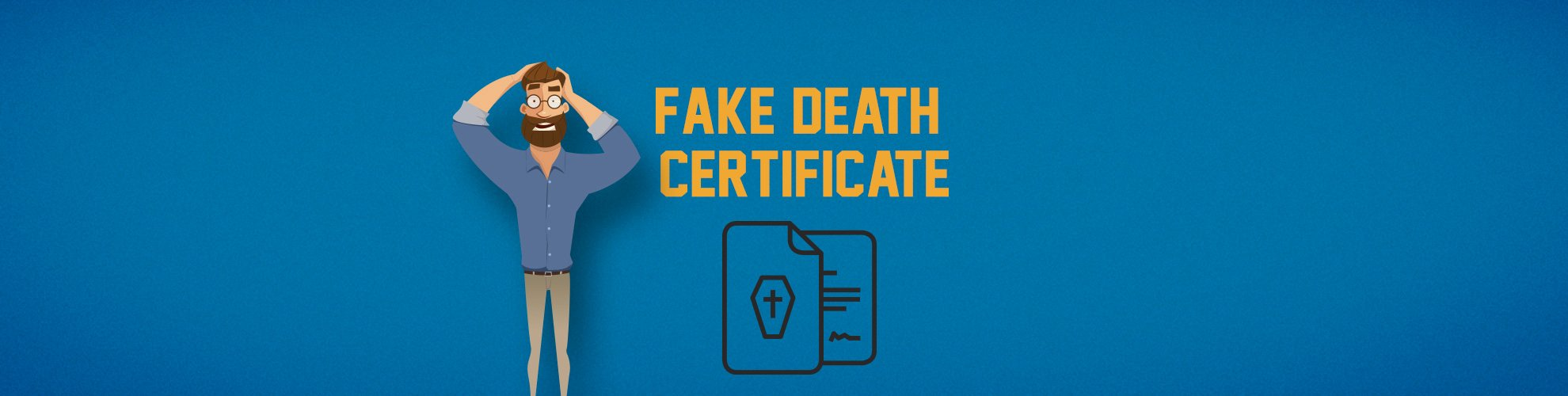 Fake Death Certificate for Work Unique Buy Fake Death Certificates Line Novelty Death