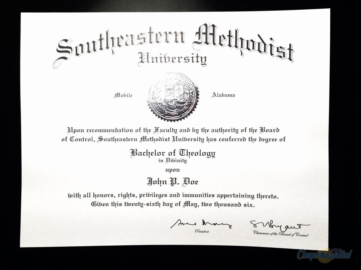 Fake Degree Certificate Template Inspirational Fake College & University Diplomas
